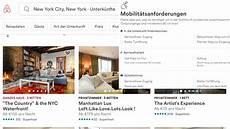 Airbnb Bietet Barrierefreie Unterk 252 Nfte An Bizeps