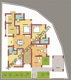 plan for small house in kerala elegant small contemporary villa design for kerala house plans