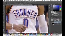 Simple Sports Photoshop Editing Tutorial 2014