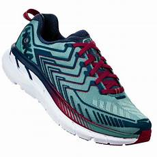 indigo schuhe schuhe hoka one one running clifton 4 women acquifer