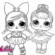 lol doll coloring pages coloring pages for