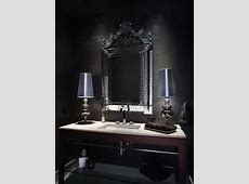 22 Dramatic Gothic Bathroom Designs Ideas   DigsDigs