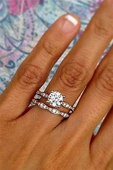 where to put wedding ring 21 excellent wedding ring sets for beautiful oh so