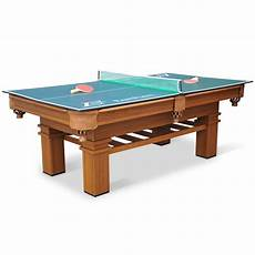 87in sinclair billiard pool table with 4 tt top