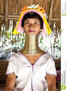 Neck In Thailand Editorial Stock Photo Image