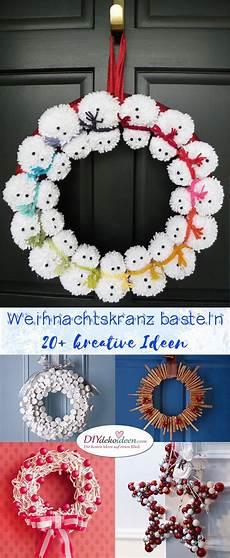 So K 246 Nnt Ihr Einen Richtig Kreativen Weihnachtskranz