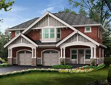 craftsman house plans with detached garage plan 23067jd detached garage with bonus space galore