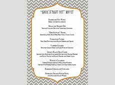 Halloween Party Ideas: Part 2, The Menu   Culinary Crafts