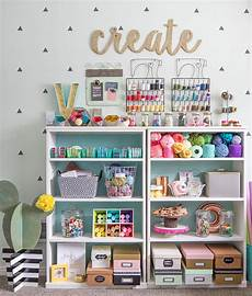 colorful craft room tour the craft patch