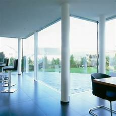 rahmenlose fenster stufenglas ermoeglicht rahmenlose schiebet 252 ren sky filigran verglasung