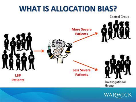Allocation Bias