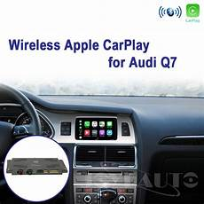 car repair manual download 2009 audi q7 security system audi q7 mmi 3g 3g 2009 2011my wifi wireless apple carplay retrofit joyeauto technology