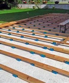 Holzterrasse Planen - terrassendielen verlegen mit bauanleitung f 252 r die holzterrasse