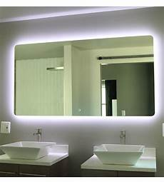 windbay 60 quot backlit led light bathroom vanity sink mirror illuminated mirror ebay