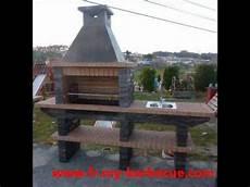 modele de barbecue exterieur barbecue en reconstitu 233 e barbecue jardin