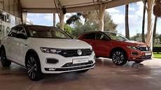 Vw T Roc R Line Exterieur Volkswagen 2019 Sport Style