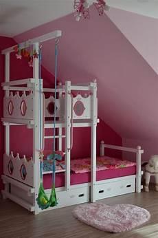 Das Prinzessinen Hochbett F 252 R Zimmer Mit Dachschr 228 Ge Http
