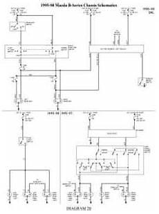 98 mazda b2500 fuse diagram wiring diagram for mazda b2500 1998 fixya