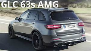 2017 Mercedes GLC 63 S AMG 4MATIC  Exhaust Sound 700 Nm