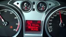 Ford Focus Rs Verbrauch Consumption Autobahn