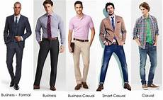 Going Casual Way In Business Dress Code For