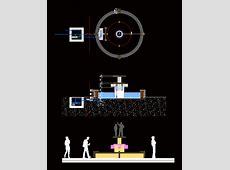 Fountain in AutoCAD   CAD download (466.75 KB)   Bibliocad
