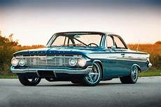 1500 Horsepower Camaro by Check This 1500 Horsepower Pro Touring 1961 Chevrolet