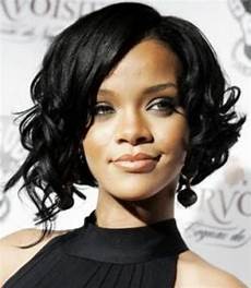 short curly bob hairstyles for black women cute haircuts