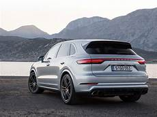 porsche cayenne turbo 2018 2018 porsche cayenne turbo launched at rs 1 92 crores