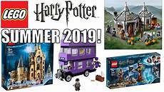 lego harry potter summer 2019 set pictures my thoughts