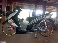 Modifikasi Pelek Motor by Gambar Modifikasi Motor Pelek Jari Jari Thailand Oo Nanda