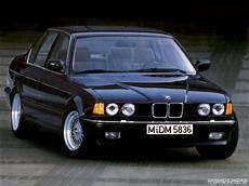 Bmw 750i E32 - throw back thursday the bmw 7 series e32 1987 1994