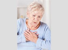 chest pain in women middle of chest
