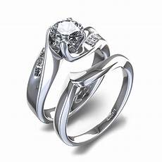 stunning wedding rings unique engagement ring