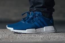 Nmd R1 adidas originals nmd r1 sneaker in blue hypebeast