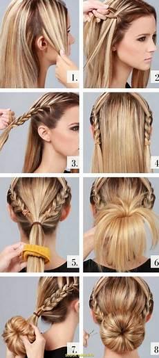 Einfache Frisuren Mit Haarband - festliche frisuren mit haarband