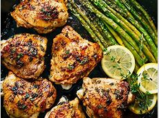 7 Easy High Protein, Low Carb Dinners   SELF