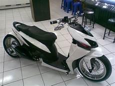 Modifikasi Motor Matic Vario by Modifikasi Motor Honda Vario Modifikasi Motor Terbaru