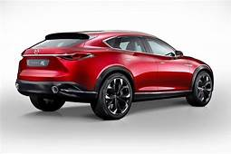 Mazda Koeru Crossover At Frankfurt 2015 Just A Concept