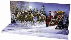 pop up 3d weihnachten panorama karte popshot kinder 4