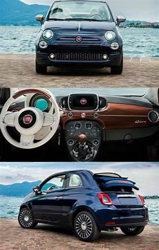 fiat 500 riva cabrio car italian style autos