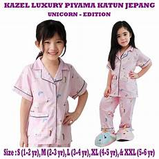 unicorn malvorlagen jepang kazel luxury piyama katun jepang unicorn edition