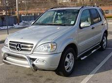 picture of 2001 mercedes m class ml430 exterior