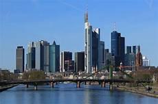 Frankfurt Skyline Am 01 04 2012 Nr 2 Kein Hdr Foto