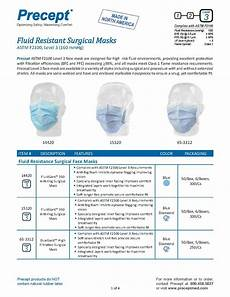 astm level 3 procedure surgical dental face mask astm level 3 surgical face masks precept 174 medical products