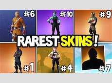 11 Fortnite Skins that COULD BE the NEXT Skull Trooper