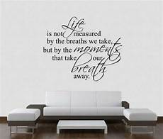 wall sticker decal quotes home quote wall decals ebay
