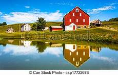 maison et reflet image de reflet maison pennsylvanie york comt 233 petit