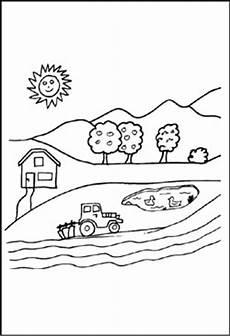 Malvorlagen Bauernhof Urlaub Bauernhof Kostenlose Malvorlagen Und Ausmalbilder Zum