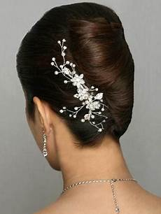 Wedding Roll Hairstyle